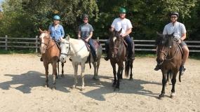 Horse Trail Ride (1)