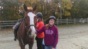 Horse Trail Ride (7)