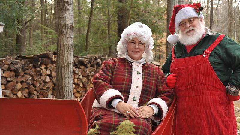 Santa's Big Party