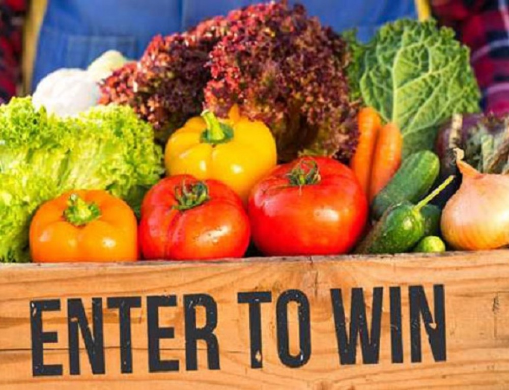 [CLOSED] Win a Vegetable Share (value $625) for 20 weeks