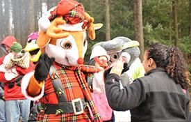 Christmas Costume Characters