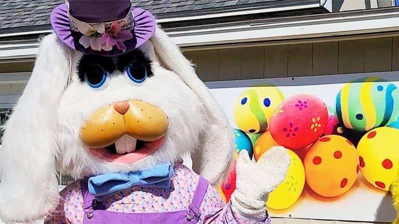 Egg-Citing Egg Hunt