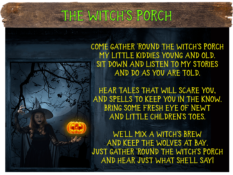 The Witch's Porch